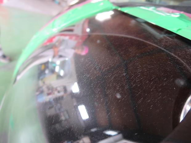 アウディTT(ヘッドライトコーティング塗装)8NBVR (35).JPG