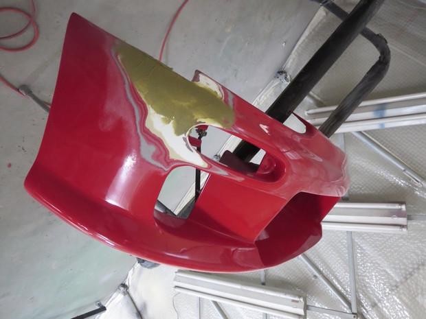 カプチーノ(FRPエアロバンパー修理) (6).JPG