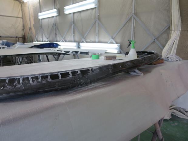 カーボンエアロ補修ギャランフォルテ・CBA-CX4A) (15).JPG