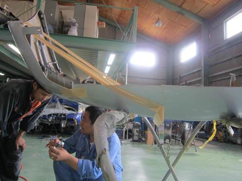 バンパー修理(ベンツCLK320) 004.jpg