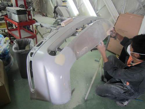 バンパー修理(ベンツCLK320) 005.jpg