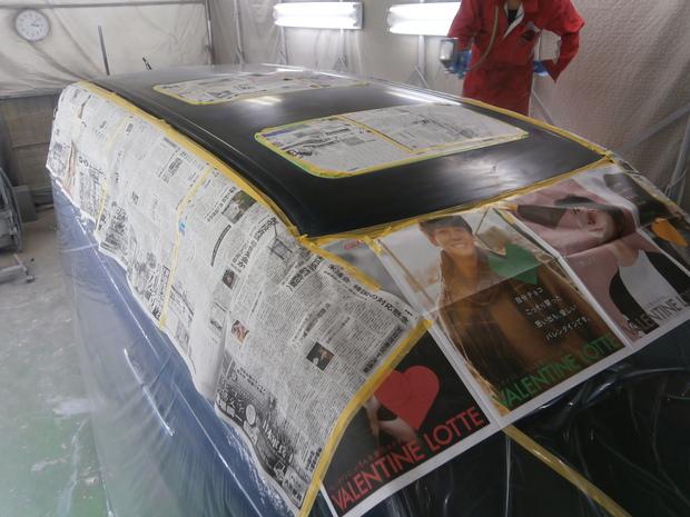 ルーフ塗装・エリシオン(DBA-RR3) (4).JPG
