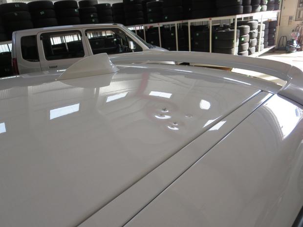 ルーフ鈑金修理(BMWX3・WX30) (2).JPG