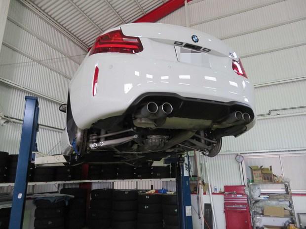 下回り防錆塗装・BMW(M2) (7).JPG
