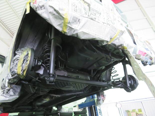 下回り防錆塗装・キャスト(DBA-LA250S) (5).JPG