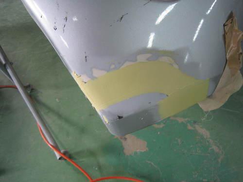 Fバンパー修理(ヴィッツ) 004.jpg