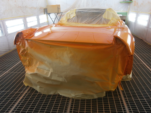 NSX全塗装(NA1)サーマルオレンジパール (119).JPG